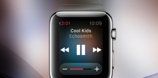 How to control your music with Apple Watch