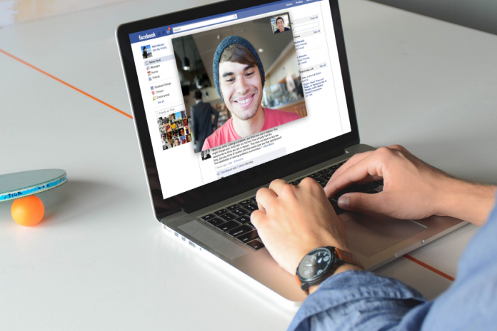 How to start video chat on Facebook