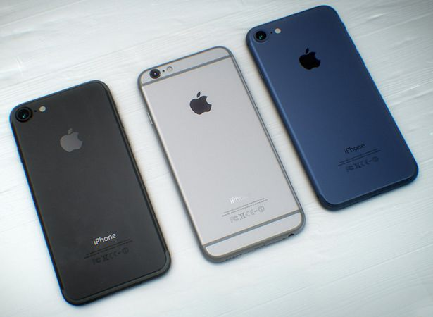 iphone 7 is now available