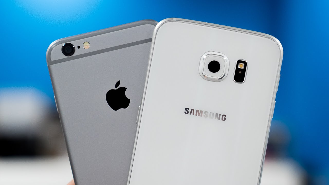 Samsung Galaxy S7 Vs Iphone 7 Specifications