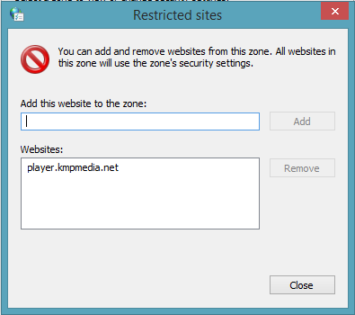 add-kmplayer-to-restricted-sites