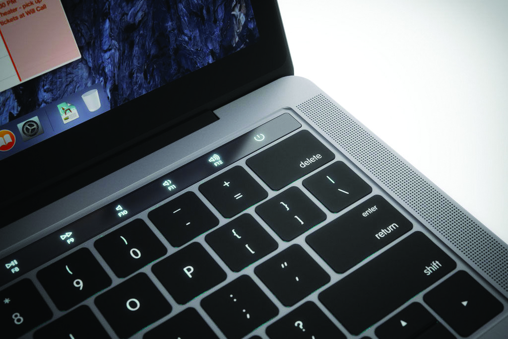Apple leaks new MacBook Pro with the Magic Toolbar