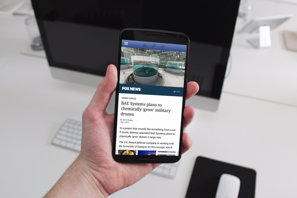 How to create Facebook Instant Articles