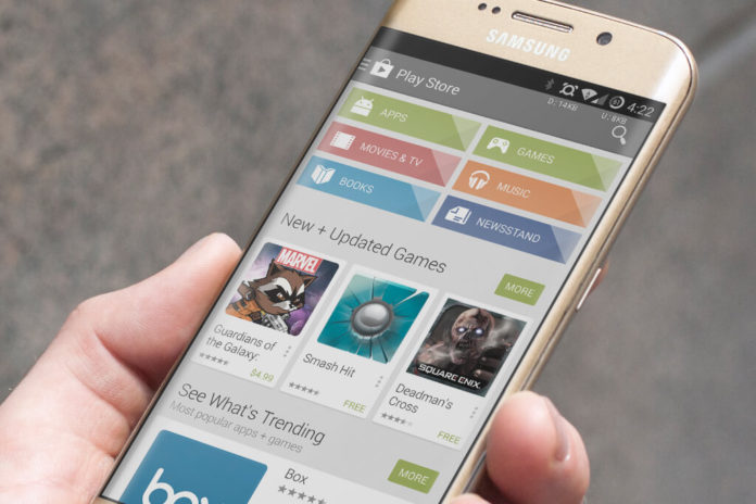 Latest Android apps