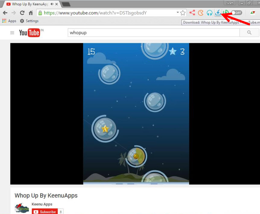 How to download youtube videos using torch media grabber torch video download ccuart Images