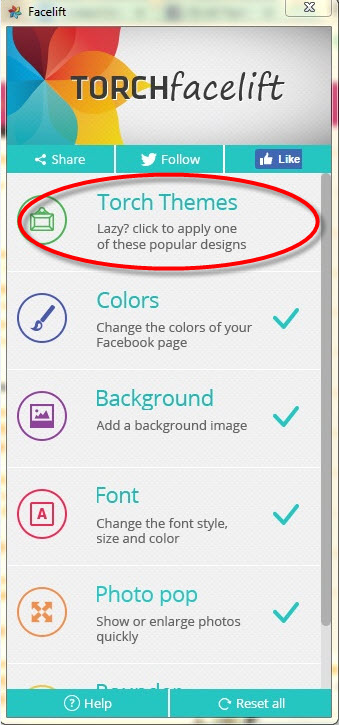 torch-themes