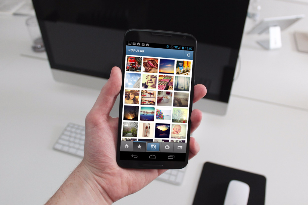 How to using multiple accounts in Instagram for Android