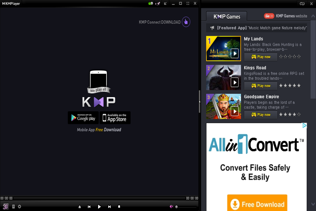 How to disable KMPlayer Ads within 5 steps
