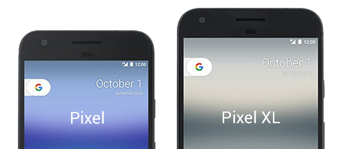 pixel-and-pixel-xl-display