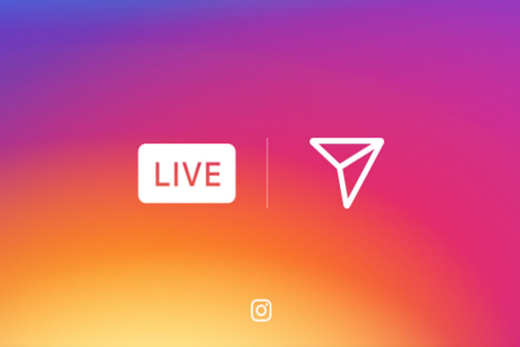 Instagram rolls out Live videos and disappearing messages