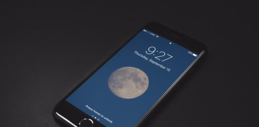 iPhone Bedtime mode