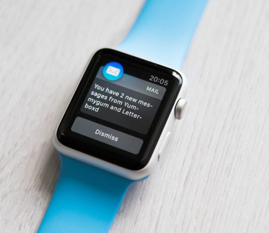 Disable App notifications on Apple Watch