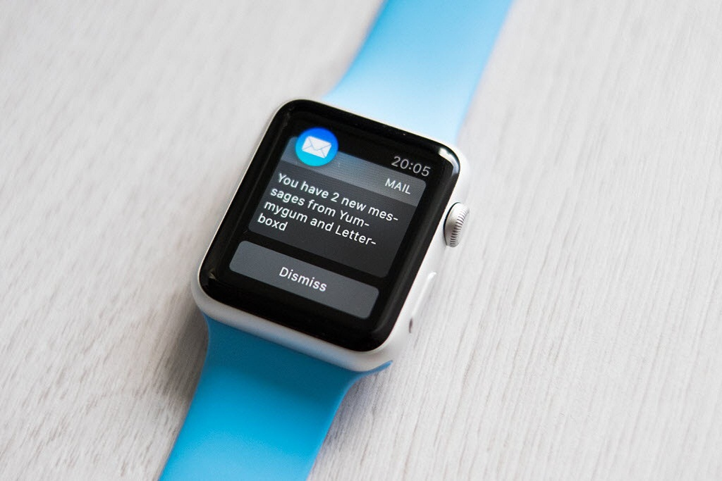How to disable app notifications on Apple Watch