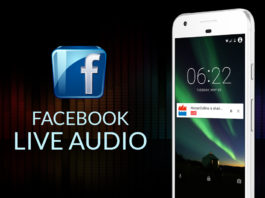 Facebook Live Audio feature coming for Android and iOS apps