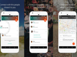 Google Trusted Contacts app lets you share locations