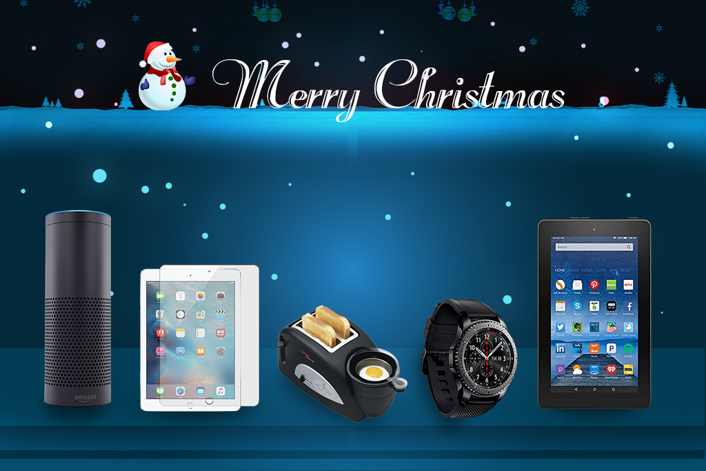 Ultimate guide to the best Christmas tech gifts 2016