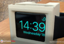 This Apple Watch Stand turns your wearable into a Mini Macintosh