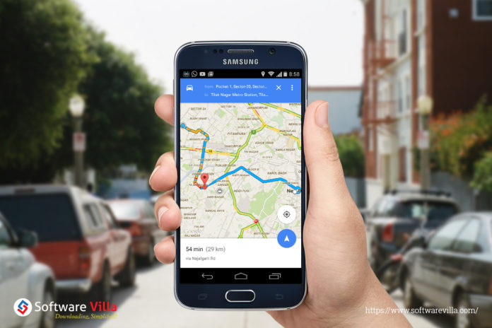 Google Maps Beta adds parking info for Android 4.3 and later