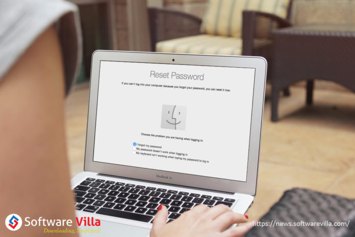 How to reset administrator password on Mac