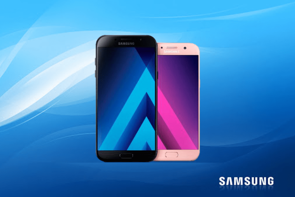 Samsung Galaxy A 2017 smartphone series launched