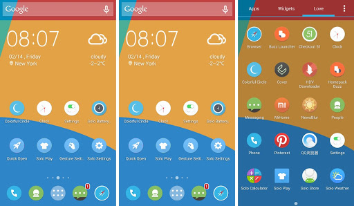 Top-10-best-Android-launchers-Solo-Launcher
