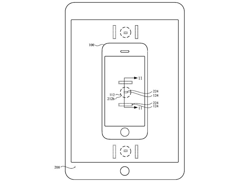 another patent from Apple on inductive charging