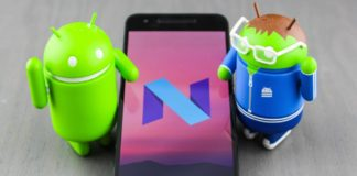 get Android Nougat update