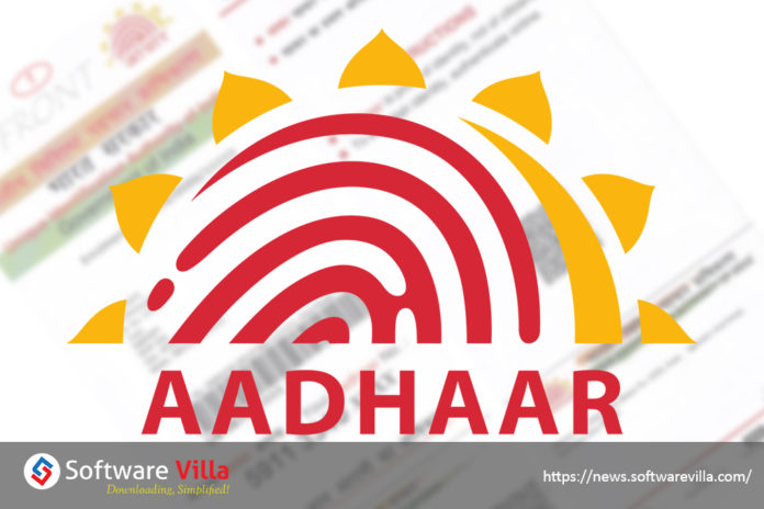Lock Aadhaar biometric data online to prevent misuse of your authentication