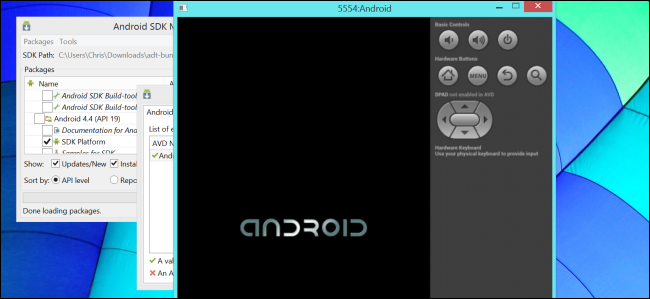 Official Android Emulator