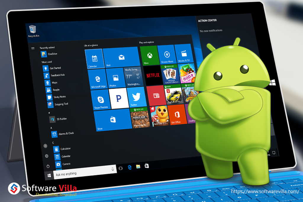 List of 4 easy ways to run Android on PC