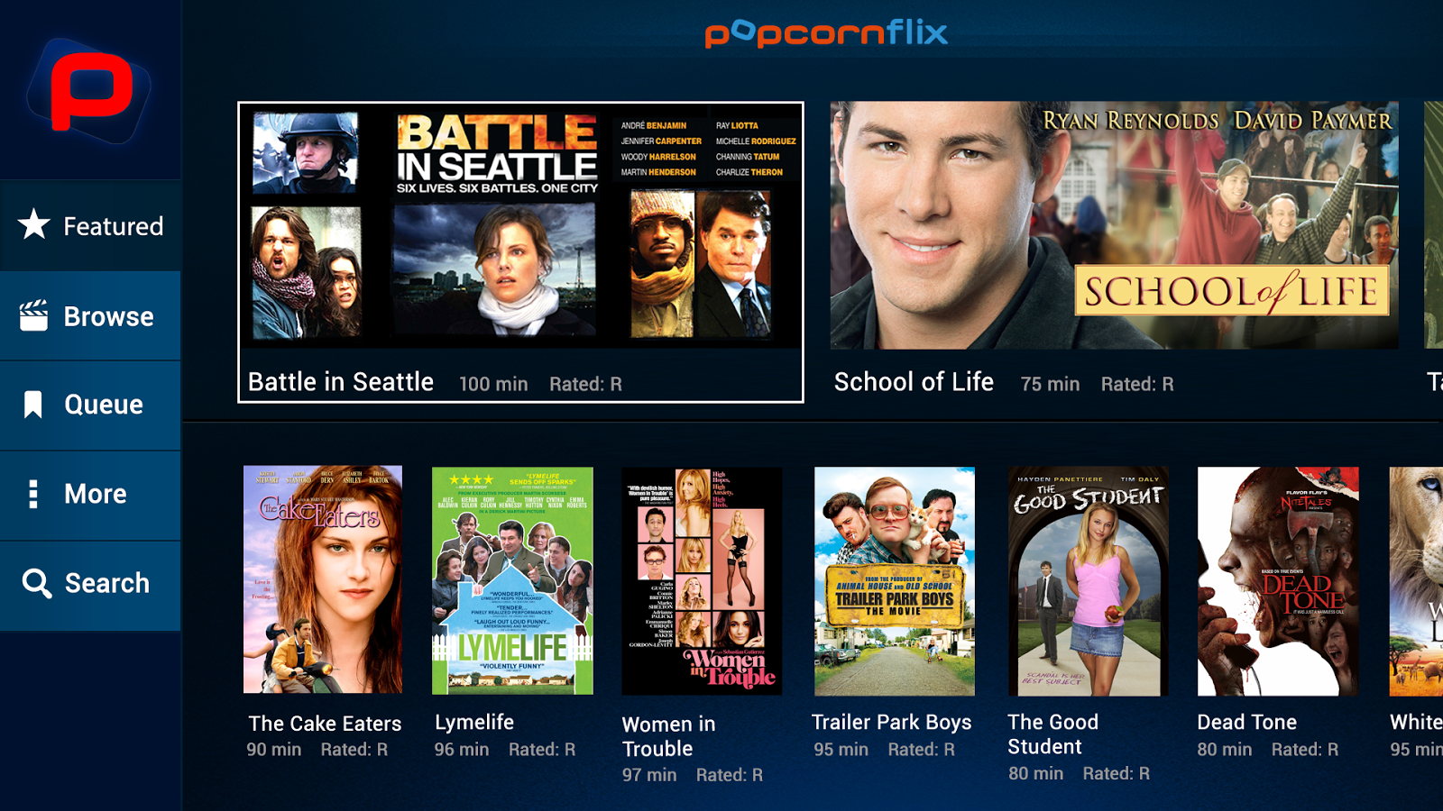 Watch free movies and tv shows online without signing up