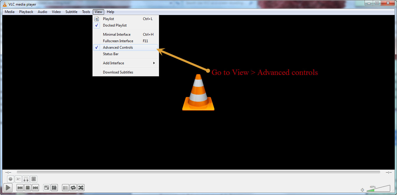 How to use VLC as a screen recording tool