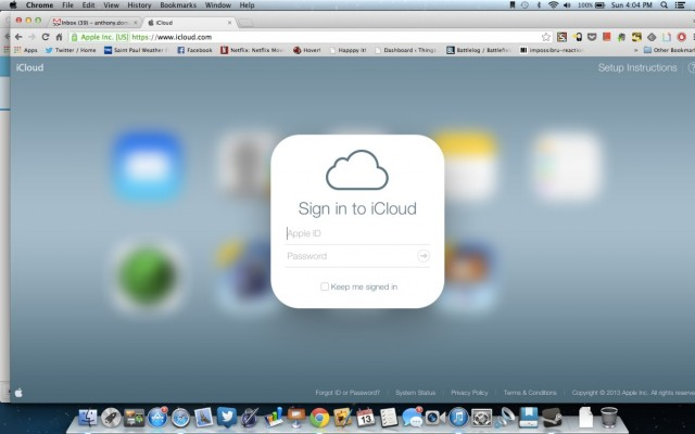Import-iPhone-Contacts-into-Gmail-sign-in-iCloud