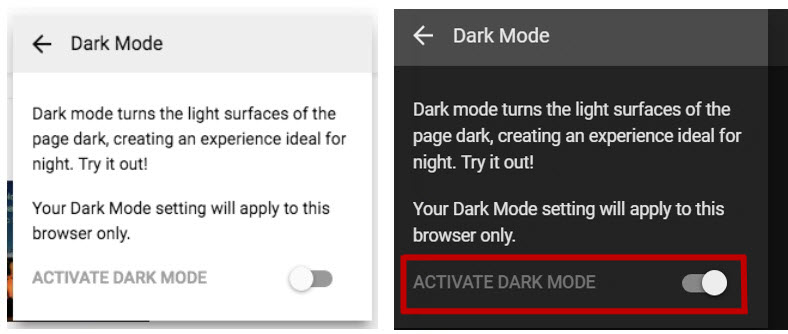 Enable-Hidden-Dark-Mode-in-YouTube-Toggle-the-switch