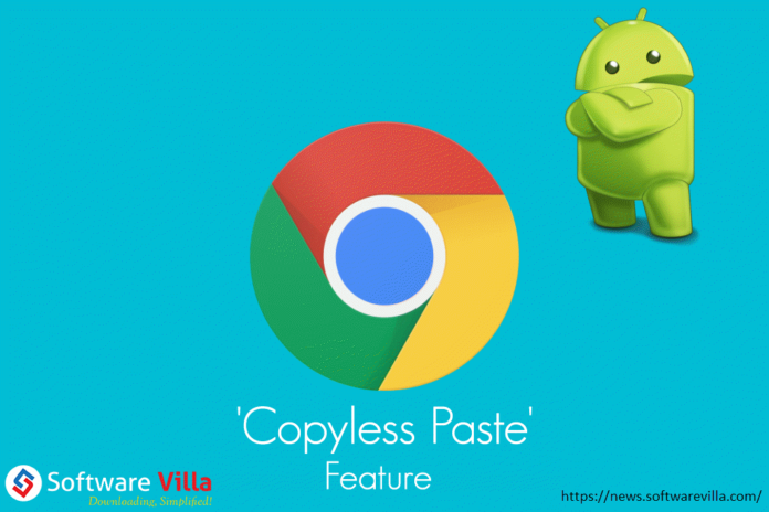 Google Tests Copyless Paste Feature in Chrome for Android