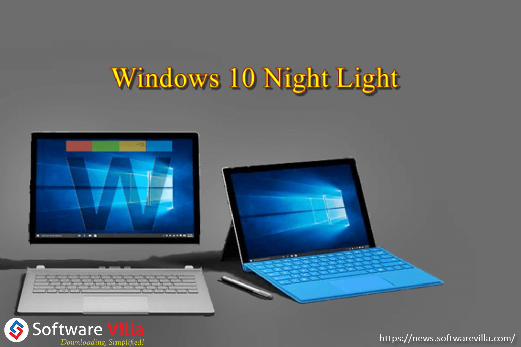 How to Enable Night Light in Windows 10 Creators Update