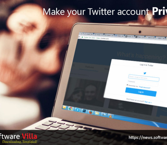How to Make a Private Twitter Account