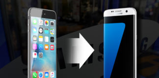 How to Switch from iPhone to Samsung