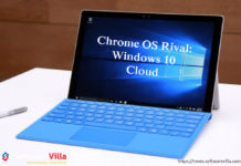 Microsoft may Unveil Chrome OS Rival