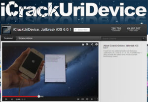 Mobile Channels on YouTube-iCrackUriDevice