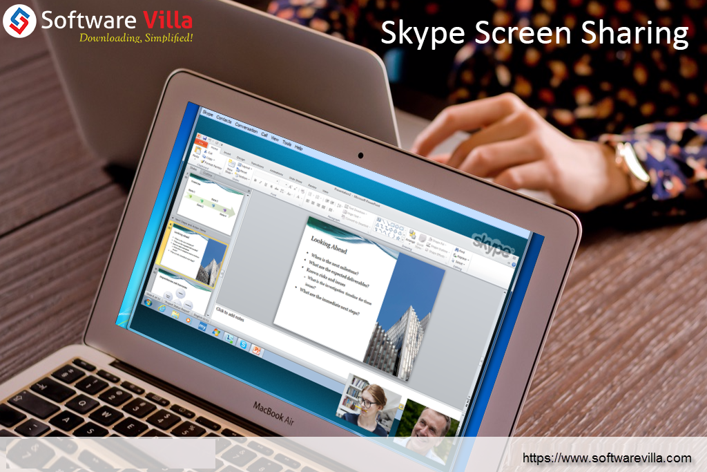 How to Share Screen on Skype for Windows