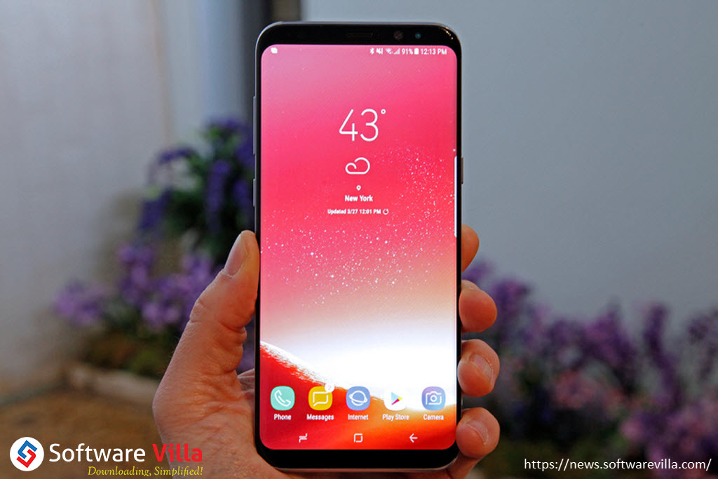 Fix: Troubleshoot Galaxy S8 Red Screen with Ease
