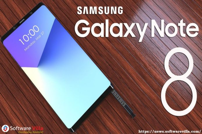 Samsung Galaxy Note 8 Details