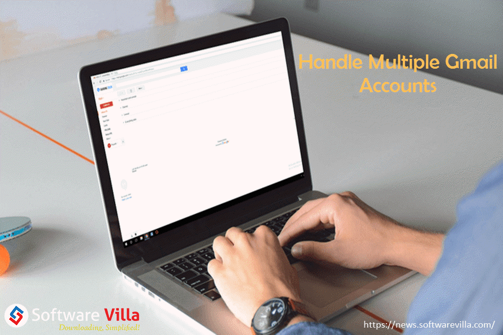 Handle Multiple Gmail Accounts: How to Switch between Them