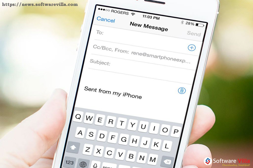 How to Attach a Photo to an Email in iOS in 3 Easy Ways