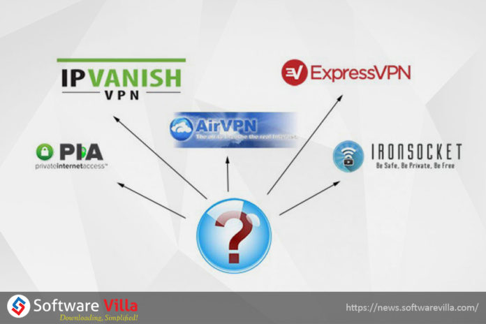 Choose a VPN Provider
