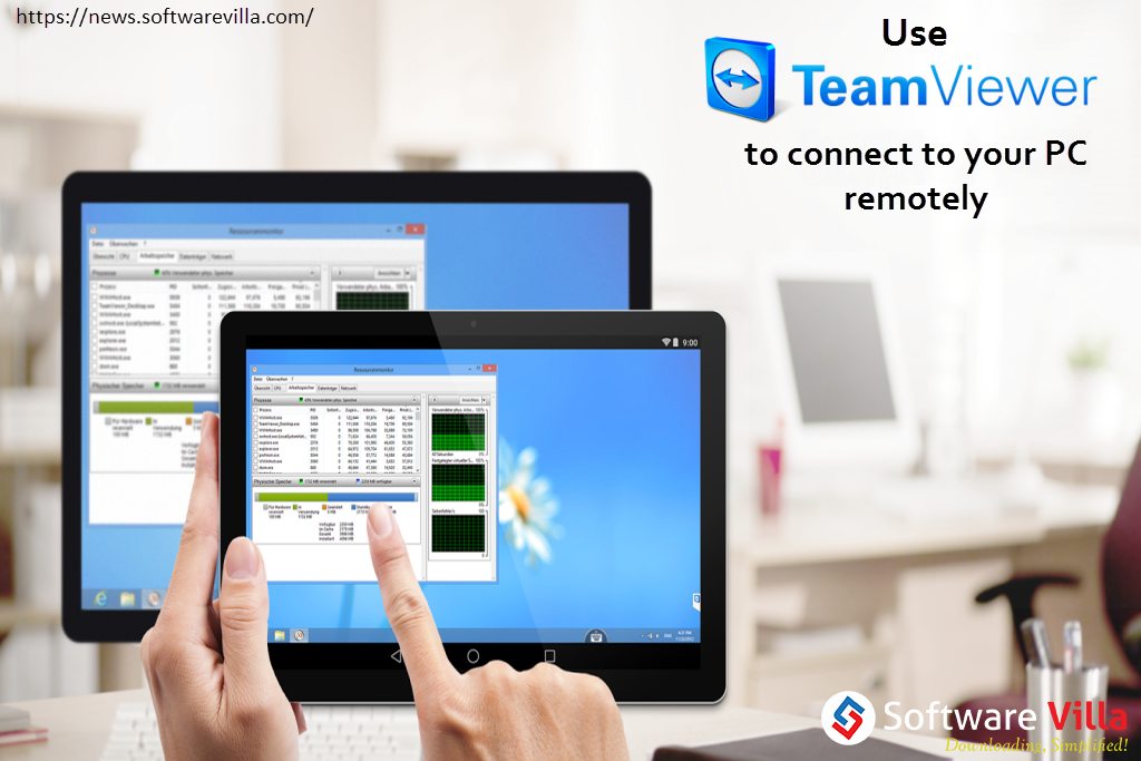 How to Use TeamViewer to Connect to Your PC Remotely
