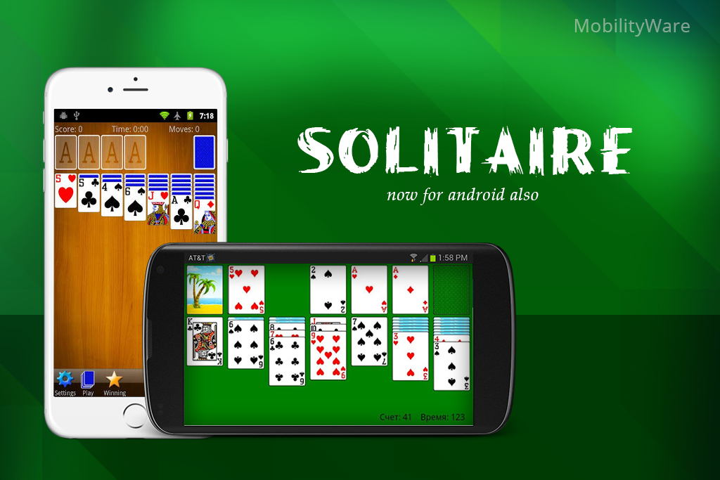 Solitaire: Best Card Game for Android and iOS