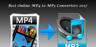 Online MP4 to MP3 Converters