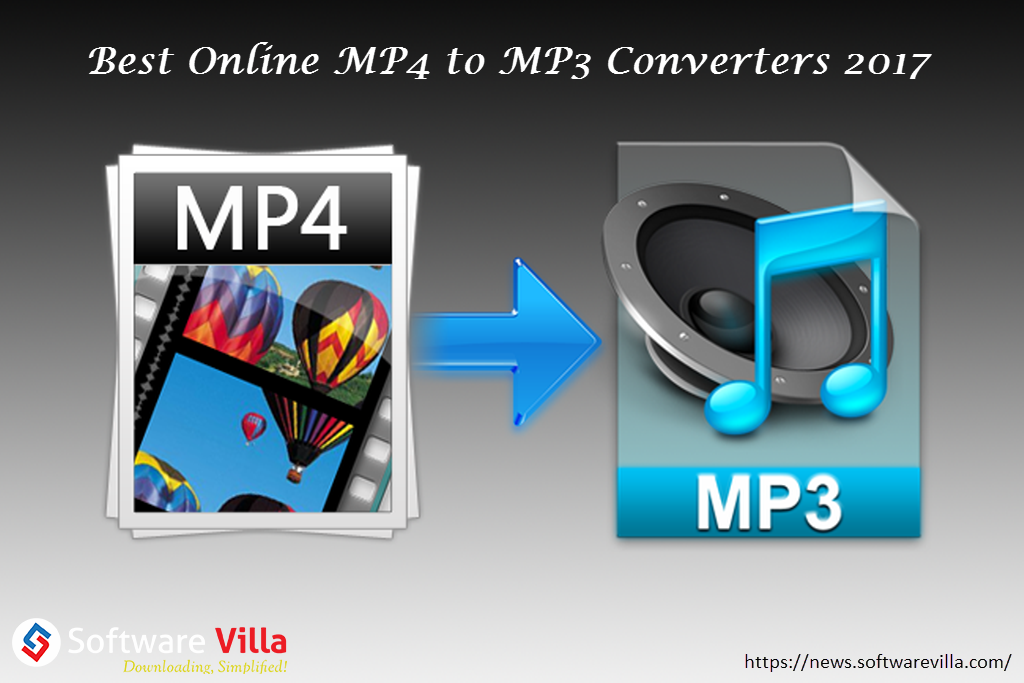Top 5 Free Online MP4 to MP3 Converters 2017